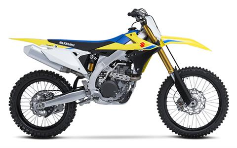 2018 Suzuki RM-Z450 in Winterset, Iowa - Photo 1