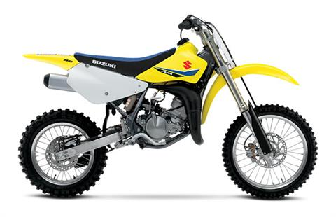 2018 Suzuki RM85 in Concord, New Hampshire