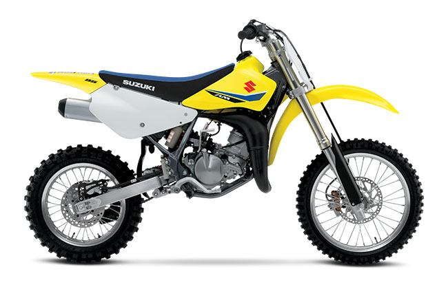 2018 Suzuki RM85 in Greenville, North Carolina