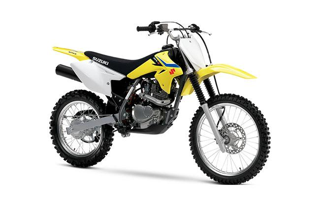 2018 Suzuki DR-Z125L in Fairfield, Illinois