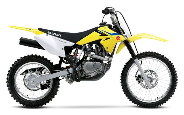 2018 Suzuki DR-Z125L in Simi Valley, California - Photo 1