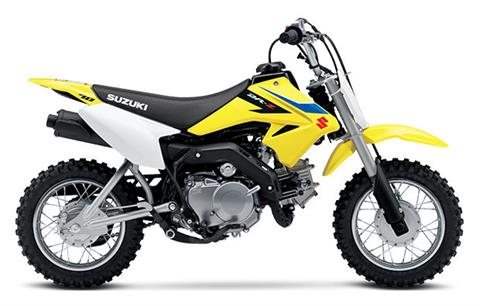 2018 Suzuki DR-Z70 in Coloma, Michigan