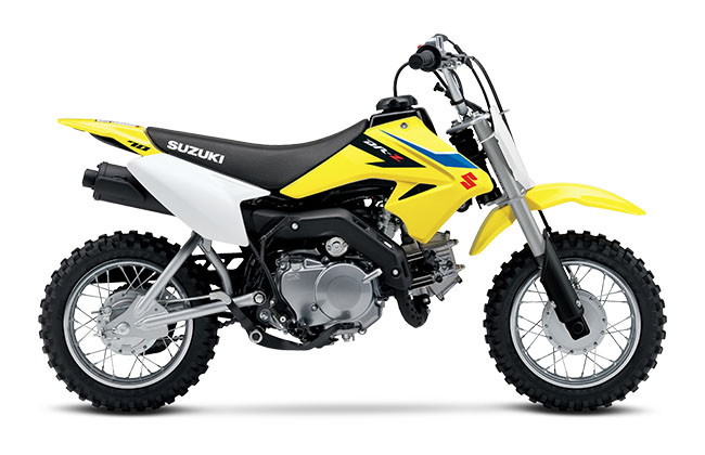 2018 Suzuki DR-Z70 in Johnstown, Pennsylvania