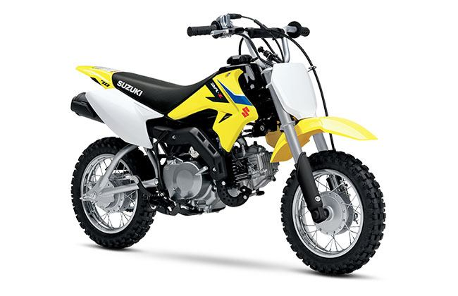 2018 Suzuki DR-Z70 in Claysville, Pennsylvania