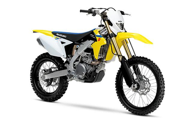 2018 Suzuki RMX450Z in Phillipston, Massachusetts