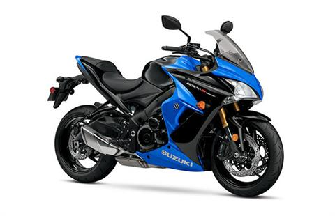 2018 Suzuki GSX-S1000F ABS in Winterset, Iowa