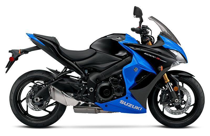 2018 Suzuki GSX-S1000F ABS in Clearwater, Florida