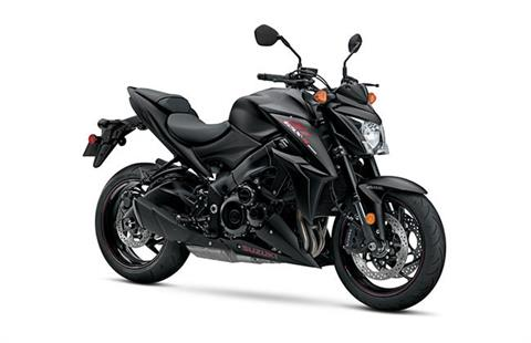 2018 Suzuki GSX-S1000Z in Greer, South Carolina