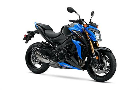 2018 Suzuki GSX-S1000 ABS in Mechanicsburg, Pennsylvania