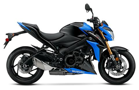 2018 Suzuki GSX-S1000 ABS in Petaluma, California