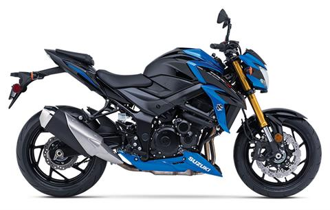 2018 Suzuki GSX-S750 in Johnson City, Tennessee