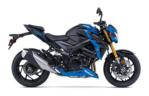 2018 Suzuki GSX-S750 in Goleta, California