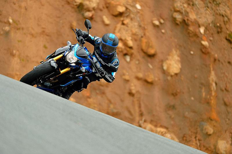 2018 Suzuki GSX-S750 in Saint George, Utah
