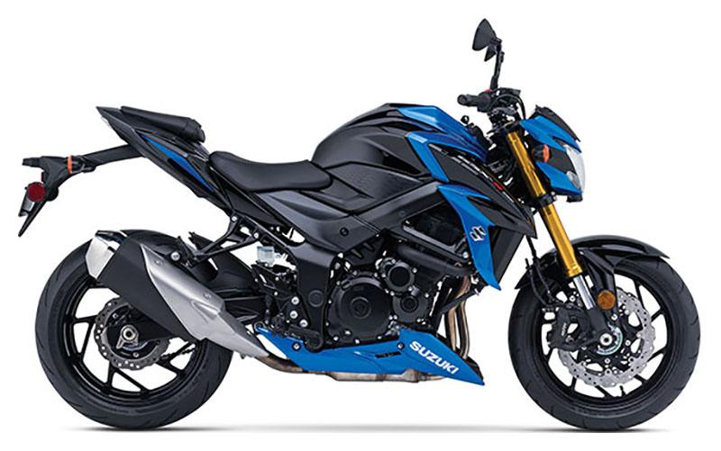 2018 Suzuki GSX-S750 in Belleville, Michigan - Photo 1