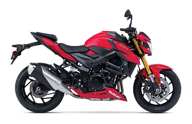 2018 Suzuki GSX-S750 in Melbourne, Florida