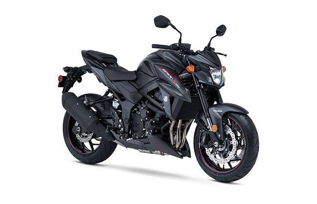 2018 Suzuki GSX-S750Z in Phillipston, Massachusetts
