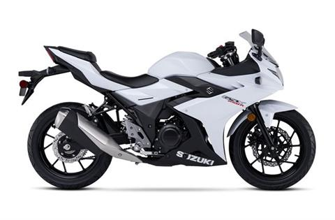 2018 Suzuki GSX250R in Concord, New Hampshire