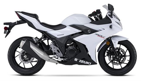 2018 Suzuki GSX250R in Fremont, California