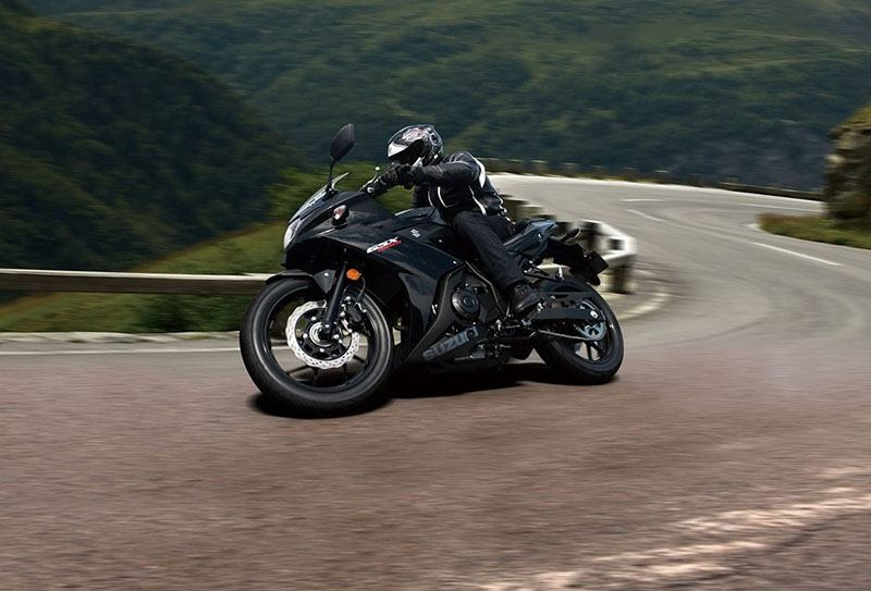 2018 Suzuki GSX250RZ in Johnson City, Tennessee