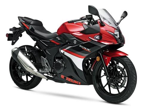 2018 Suzuki GSX250RZ in Cumberland, Maryland