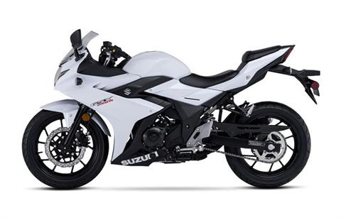 2018 Suzuki GSX250R in Phillipston, Massachusetts