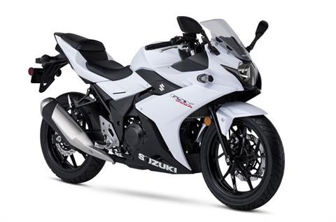 2018 Suzuki GSX250R in Sacramento, California