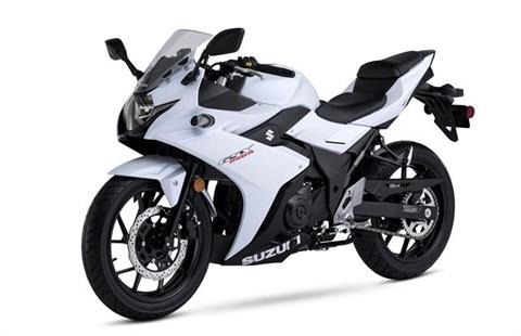 2018 Suzuki GSX250R in Yuba City, California
