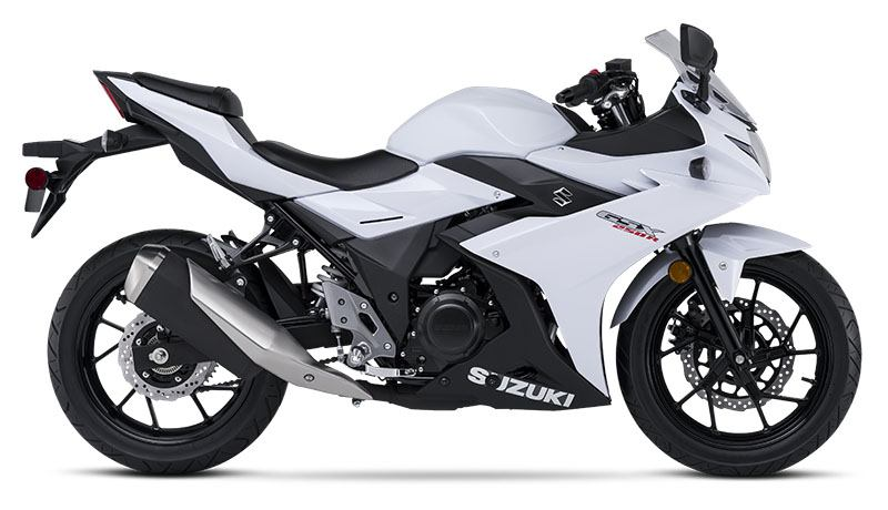 2018 Suzuki GSX250R in Johnson City, Tennessee