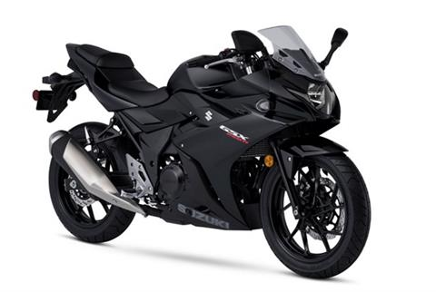 2018 Suzuki GSX250R in Jamestown, New York