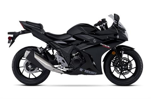 2018 Suzuki GSX250R in Pendleton, New York