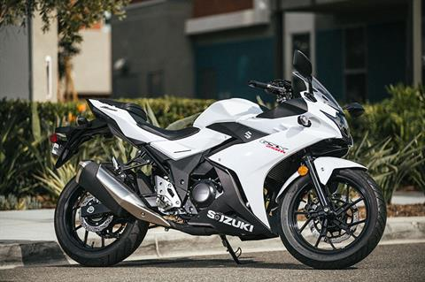 2018 Suzuki GSX250R in Sierra Vista, Arizona