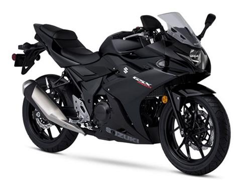 2018 Suzuki GSX250R in Cumberland, Maryland