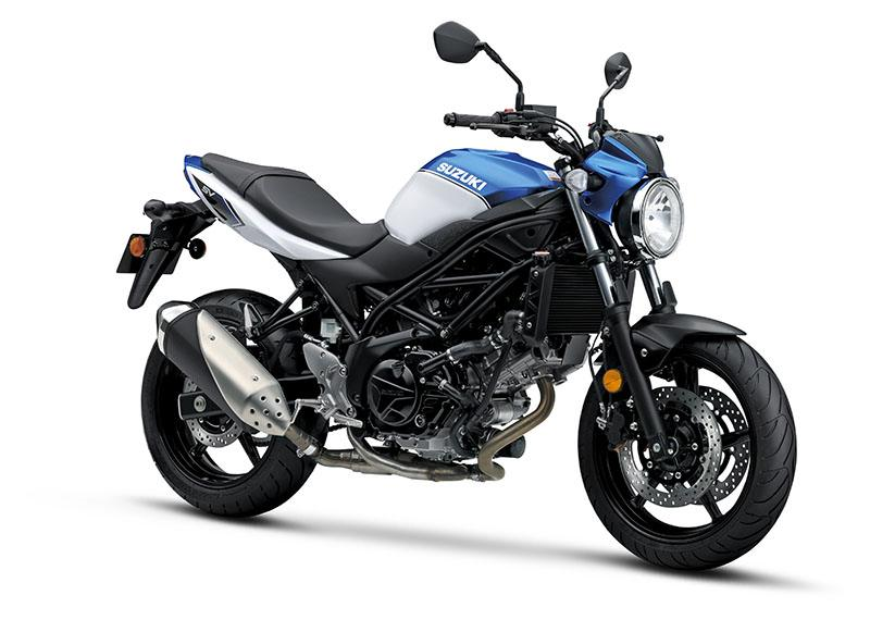 2018 Suzuki SV650 in Greenville, North Carolina - Photo 2