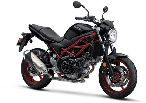2018 Suzuki SV650 ABS in West Bridgewater, Massachusetts