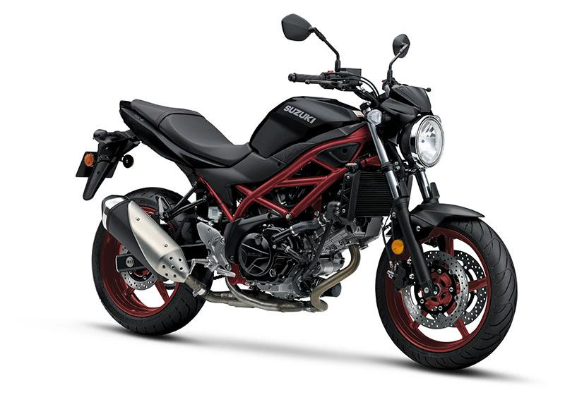 2018 Suzuki SV650 ABS in Florence, South Carolina