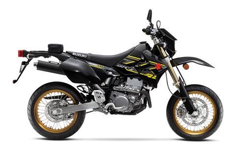 2018 Suzuki DR-Z400SM in Concord, New Hampshire