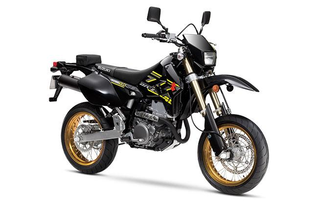 2018 Suzuki DR-Z400SM in Olean, New York