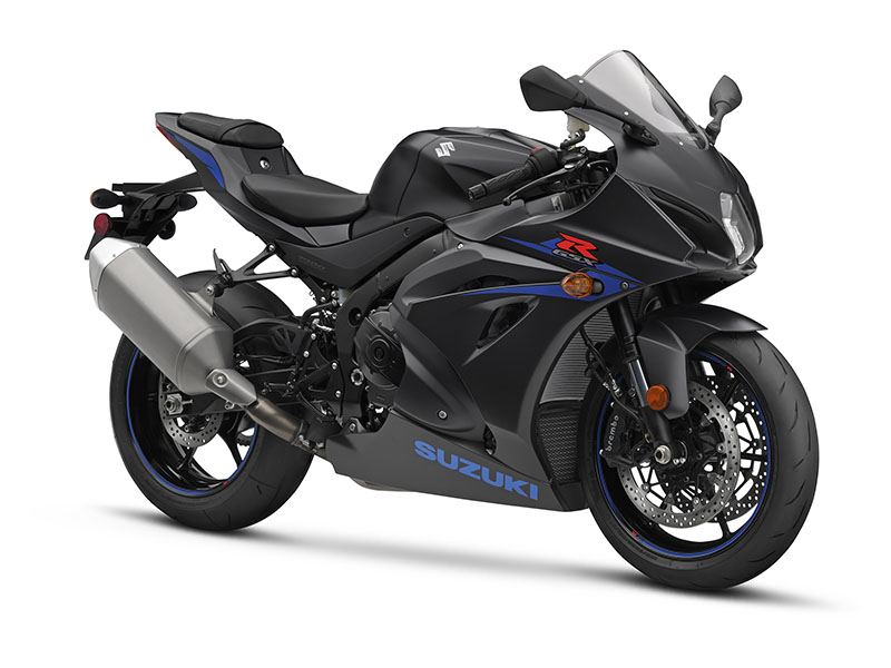 2018 Suzuki GSX-R1000 in West Bridgewater, Massachusetts