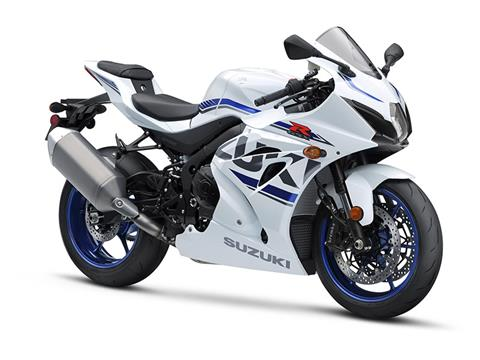 2018 Suzuki GSX-R1000 in Greenville, North Carolina