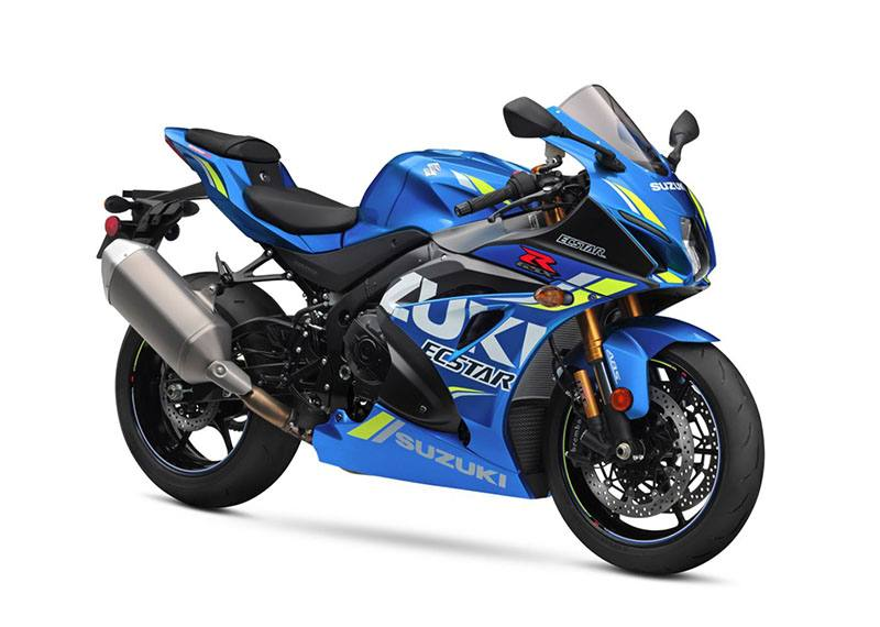 2018 Suzuki GSX-R1000R in Billings, Montana