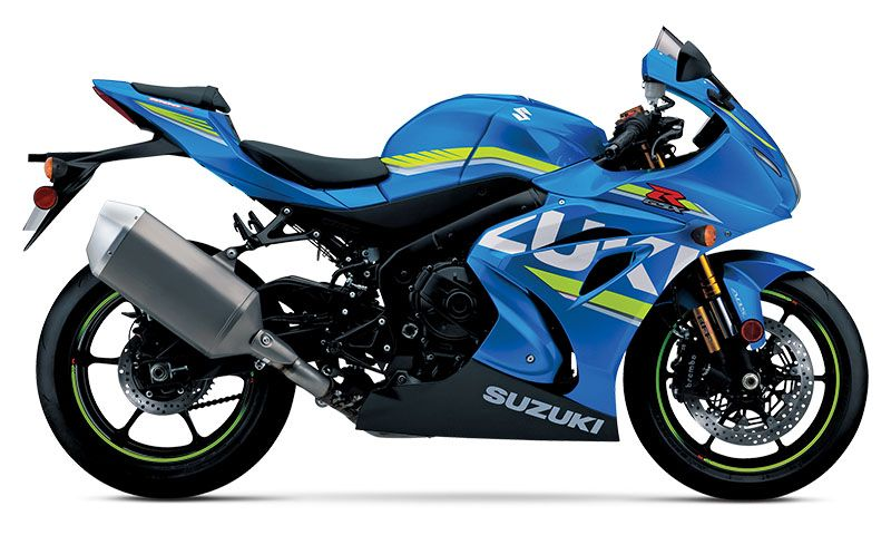 2018 Suzuki GSX-R1000R in Phillipston, Massachusetts