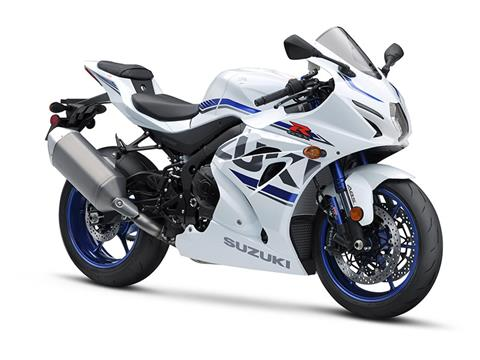 2018 Suzuki GSX-R1000R in Fairfield, Illinois