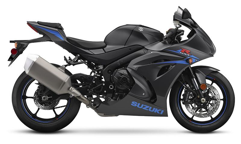 2018 Suzuki GSX-R1000 ABS in Anchorage, Alaska - Photo 1