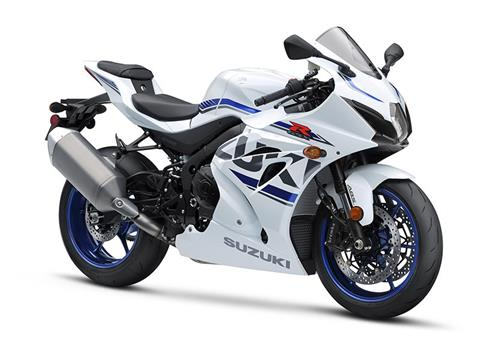 2018 Suzuki GSX-R1000 ABS in Phillipston, Massachusetts