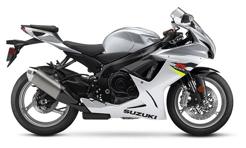 2018 Suzuki GSX-R600 in Danbury, Connecticut