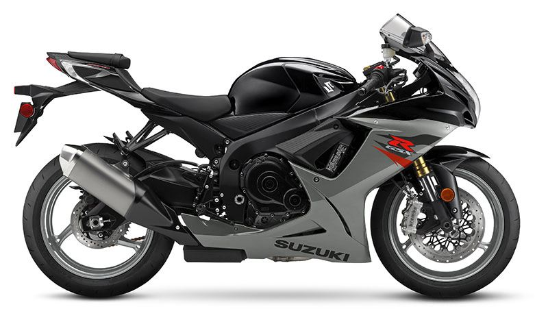 2018 Suzuki GSX-R750 in Cumberland, Maryland