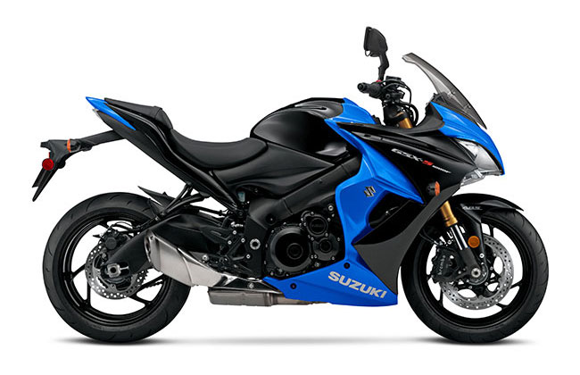 2018 Suzuki GSX-S1000F ABS in Anchorage, Alaska