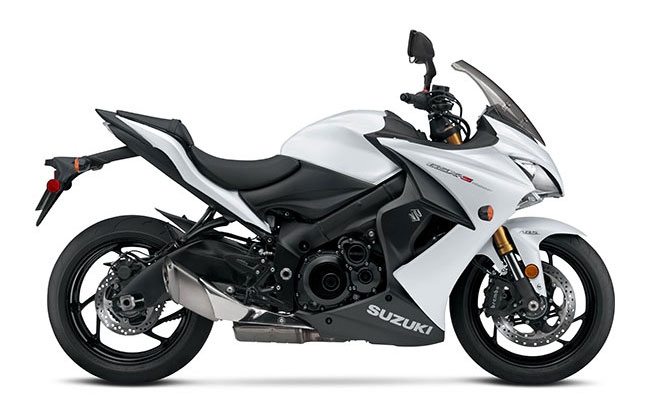 2018 Suzuki GSX-S1000F ABS in Danbury, Connecticut