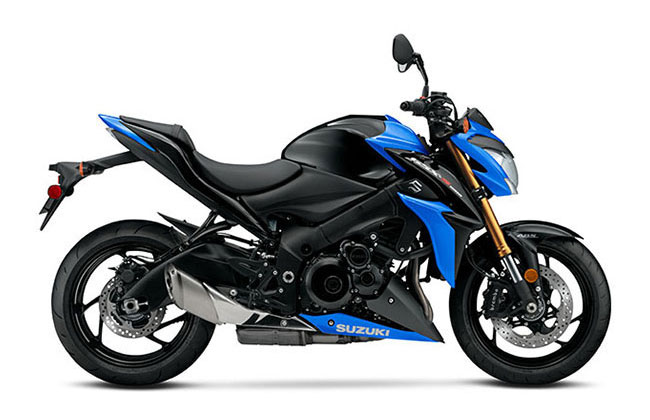 2018 Suzuki GSX-S1000 ABS in Visalia, California