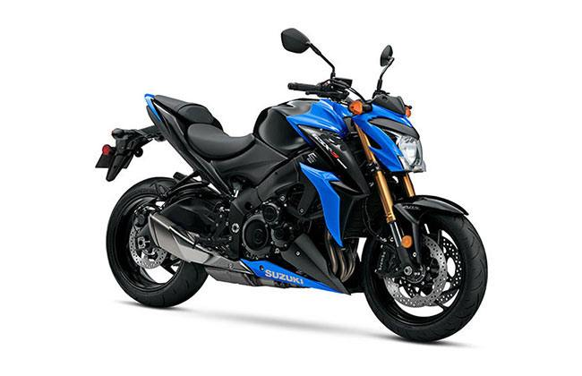 2018 Suzuki GSX-S1000 ABS in West Bridgewater, Massachusetts